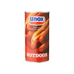 Unox Hot dogs (8 stuks)