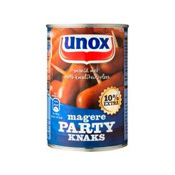 Unox Knaks party mager, 400...